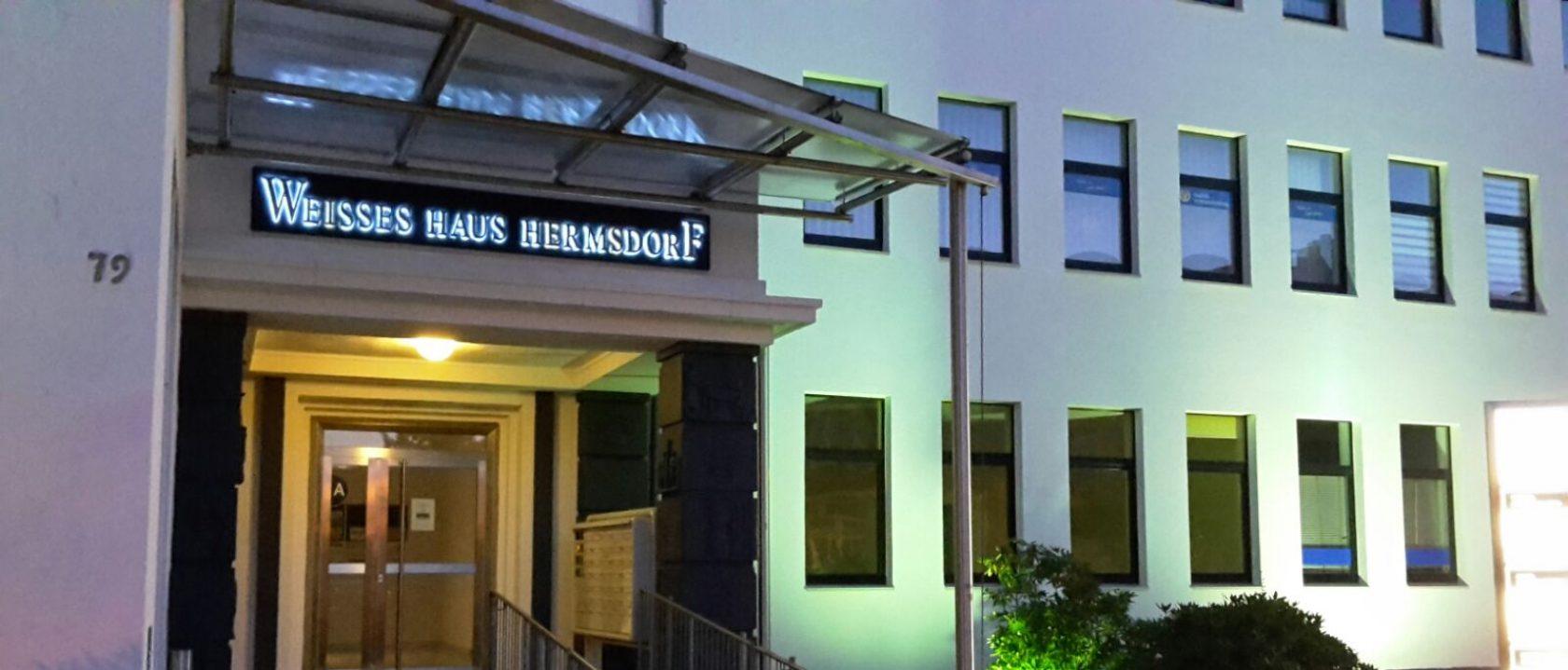 belegungsplan und grundrisse weisses haus hermsdorf. Black Bedroom Furniture Sets. Home Design Ideas